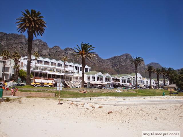 Camps Bay, Cidade do Cabo, África do Sul