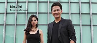 Lirik : Delon & Tiwi - Bersama Selamanya