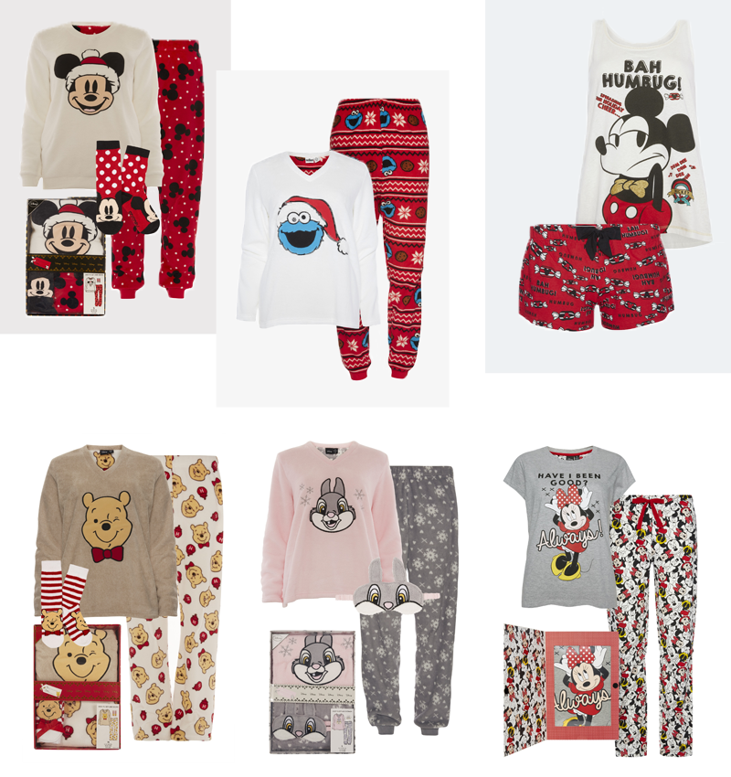 Turn it inside out // PJ party at Primark