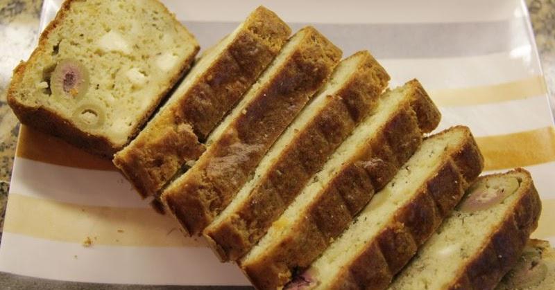 France cuisine chic recettes de cuisine cake aux olives - France 3 fr midi en france recettes de cuisine ...