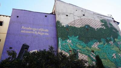Mural en Puerta Cerrada