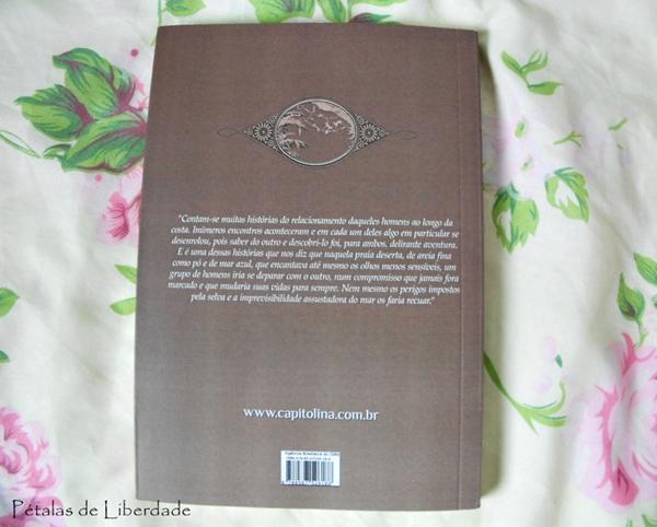 contracapa, livro, Na esquina do mundo, Luiz Augusto França, capitolina
