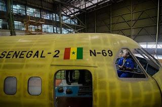 CN-235 Pesanan Senegal