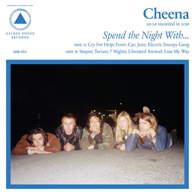 "CHEENA ""Spend the Night With​.​.​."""