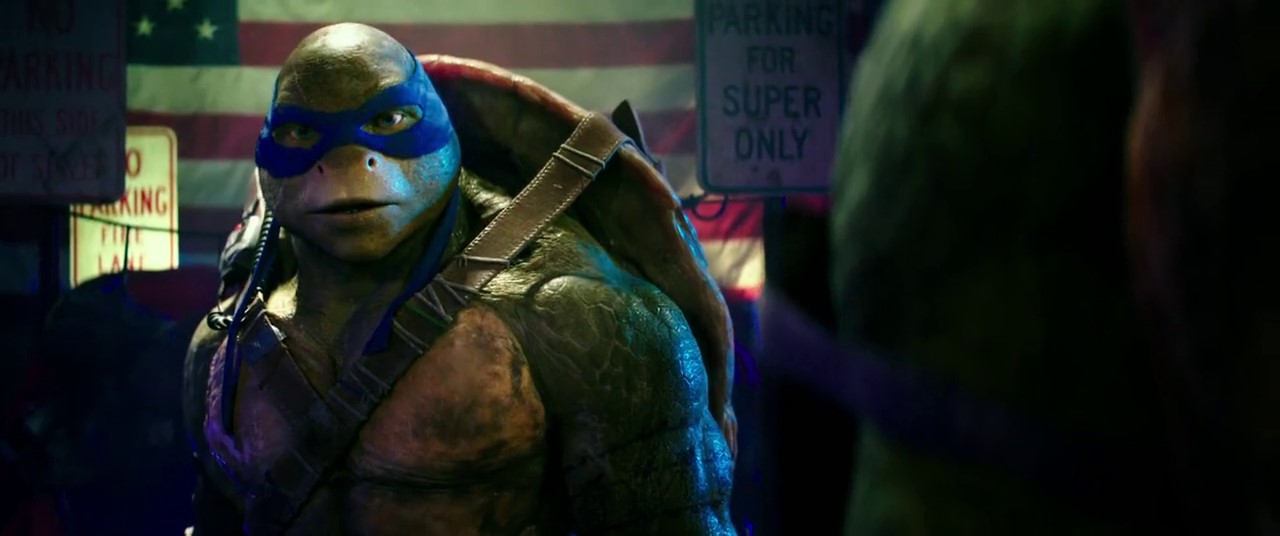 Teenage Mutant Ninja Turtles: Out of the Shadows (2016) 4