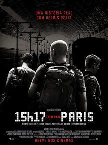 Baixar 15h17: Trem Para Paris Legendado Torrent