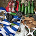 Markas Separatis KNPB Timika Digerebek Aparat Gabungan TNI Polri, Senjata Api dan Ratusan Amunisi Ditemukan