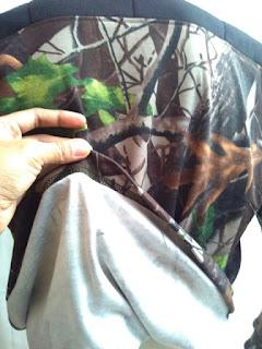 Kaos Loreng Motif Pohon / camo oak loreng perbakin Lengan Panjang