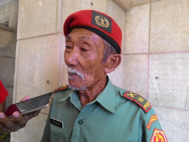 Inilah Ucapan Tukang Kebun Soekarno, yang Dapat Membuat Kita Meneteskan Air Mata