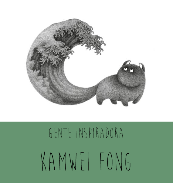Kamwei Fong illustrations