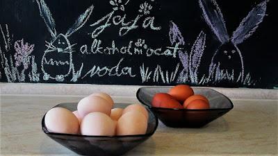 Jednostavan način za izbjeljivanje jaja / How to bleach eggs