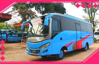Tarif Sewa Bus Medium Murah, Sewa Bus Medium Murah, Sewa Bus Medium