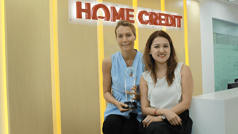 Home Credit Philippines wins International Finance excellence award