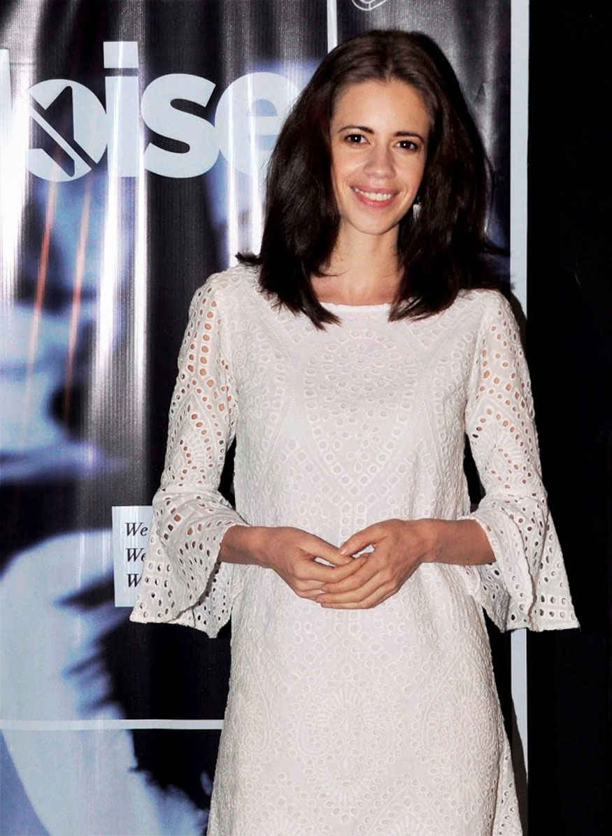 Kalki Koechlin at Preview of Upcoming Video 'Noise' by Culture Machine's Digital Channel Blush