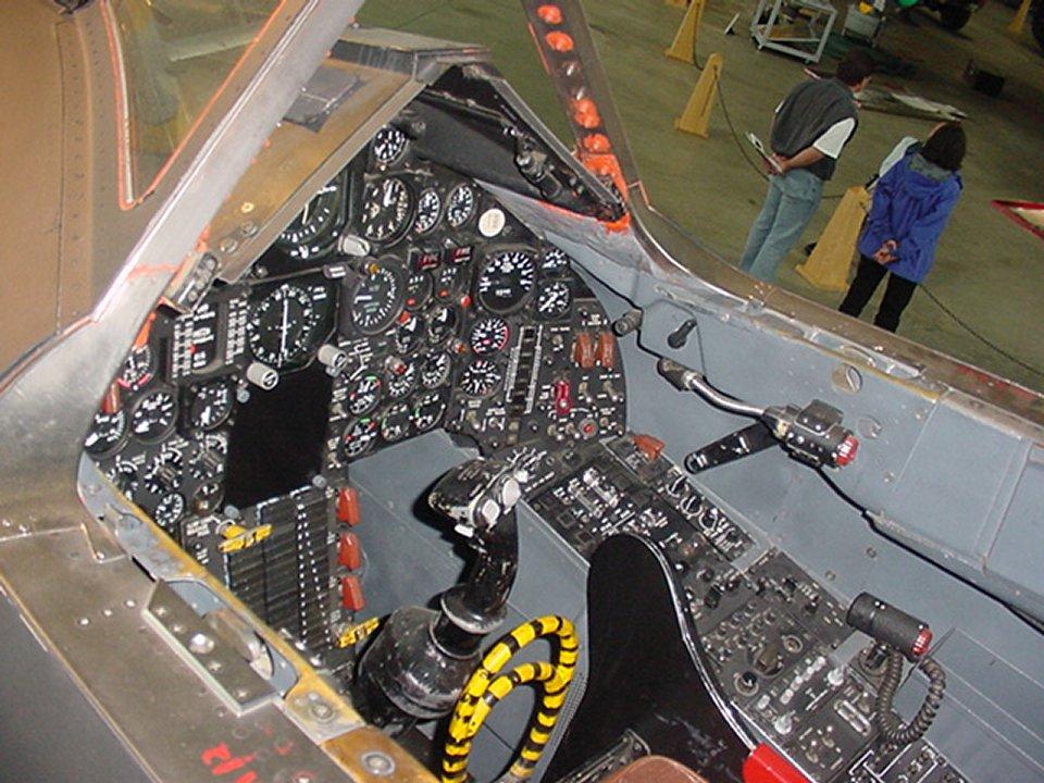 Jet Airlines: SR-71 Co...F 22 Cockpit Wallpaper