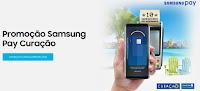 Promoção Samsung Pay Curação
