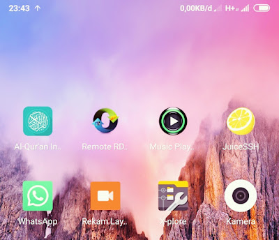 Cara Merubah Layar Xiaomi jadi Kuning Matikan Sinar Biru