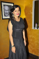 Flora Shaini looks super cute in black at Pelliki Mundu Prema Katha Trailer Launch 06.JPG