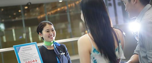 樟宜機場dnata招募Customer Service Assistant 顧客服務助理應徵心得分享