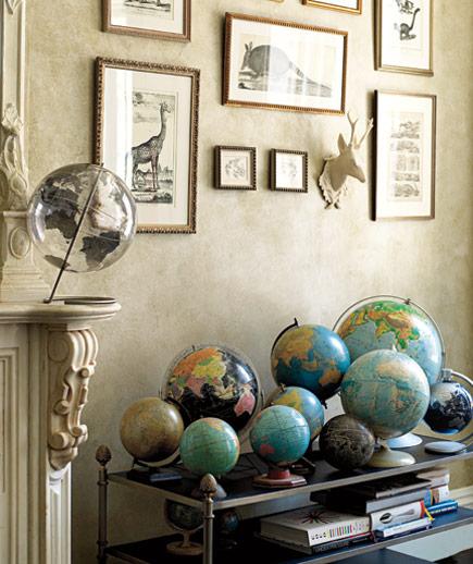 25 Vintage Decorating Tips - The Cottage Market