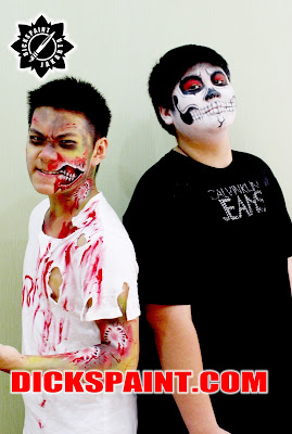 Face Painting Zombie Jakarta