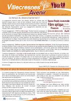 Villecresnes Avenir N°7 - Juin 2016