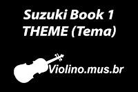 Suzuki Livro 1 - Brilha Brilha Estrelinha - Tema