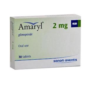 سعر دواء اماريل لعلاج مرض السكر