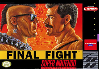 Final Fight Cody [ SNES ]