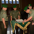 Dirdok Dan Dirlat Kodiklat TNI AD Diserahterimakan