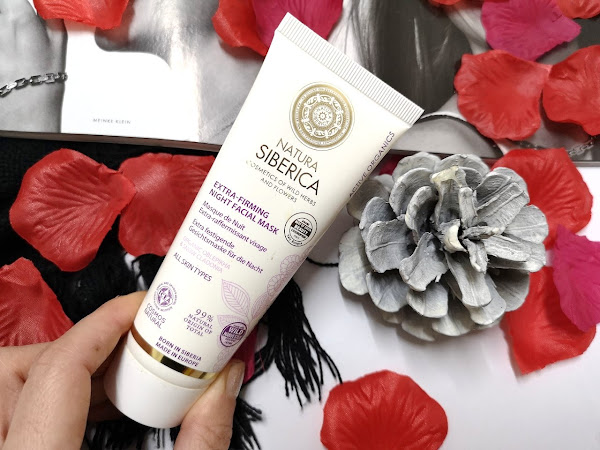 Natura Siberica Extra-Firming Night Mask
