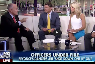 "Guiliani Can't Diss Beyoncé ""He's Ruined Black Lives"""