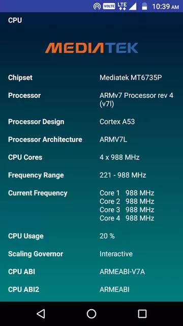 Androtics - CPU Info Apk