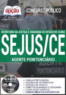 apostila agente penitenciario CE 2017 pdf download