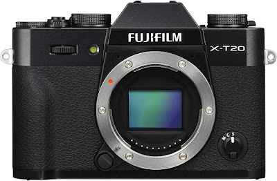 Fujifilm X-T20 mirrorless digital camera 24.3 MP