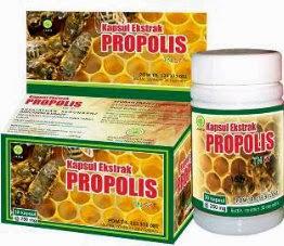 Jual PROPOLIS Kapsul TN 57 Toga propolis di Surabaya