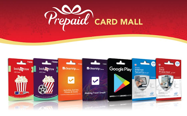 Use Stellr India's Prepaid Card Mall to shop for the perfect gift this Diwali!