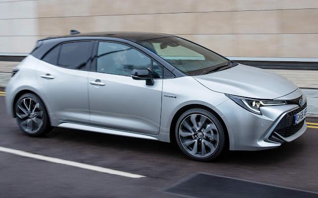 Toyota Corolla 2020 Hatchback  Híbrido - consumo