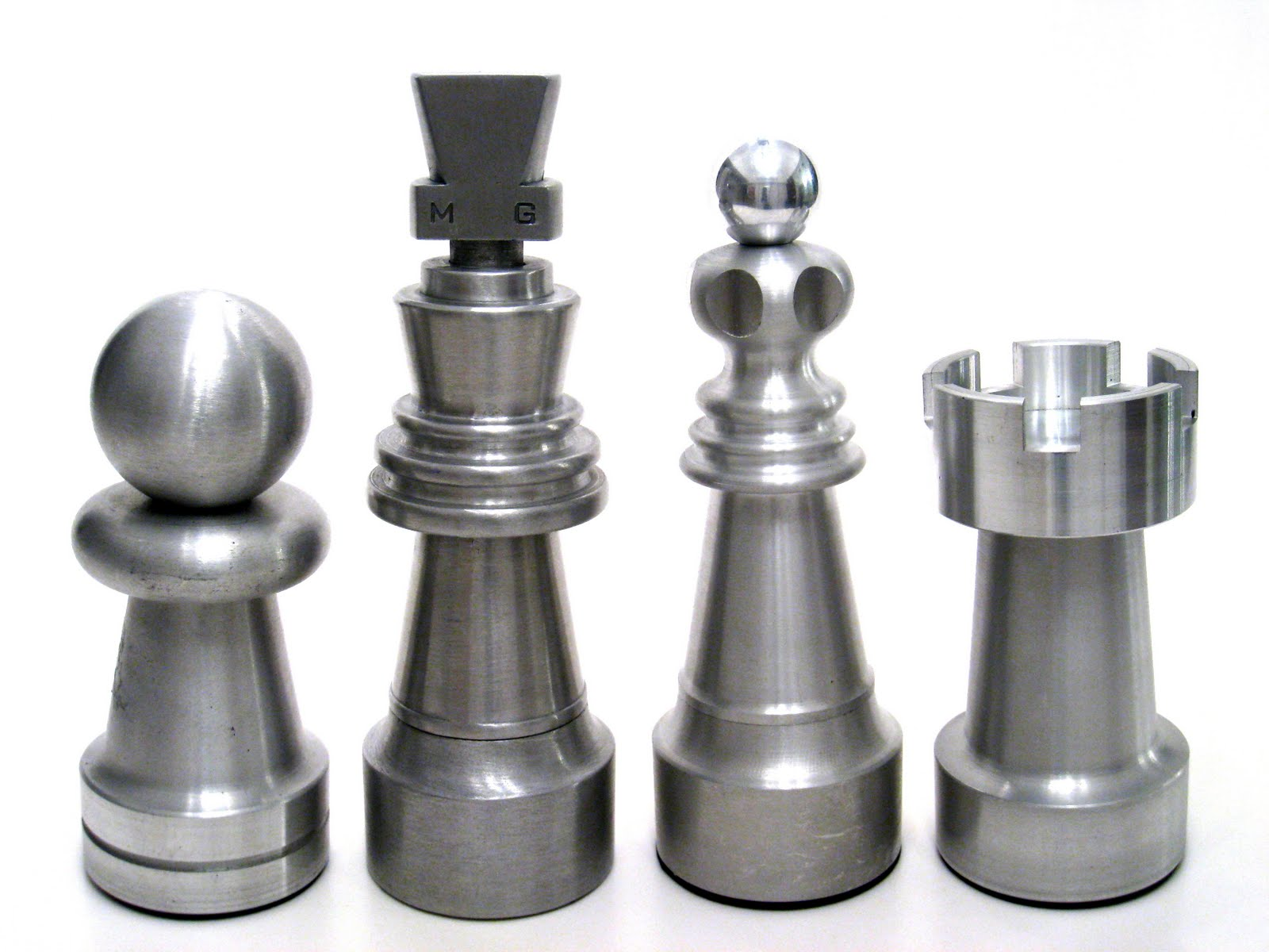 Cool Chess Pieces Jerry S Mechanical Puzzle Amp Brain Teaser Collection All