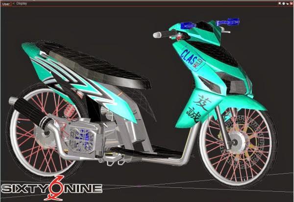 Honda Beat Mod GTA San Andreas