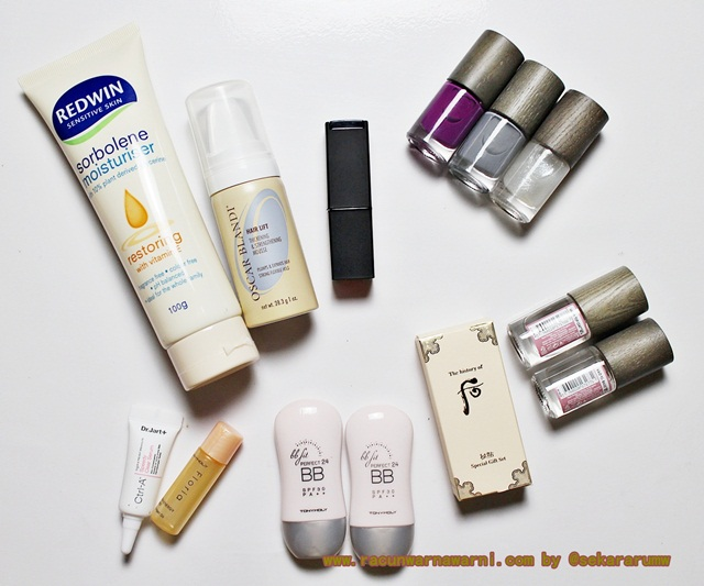 Goodiebag From Beauty-Rep Event