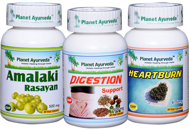 herbal remedies for gas and acidity