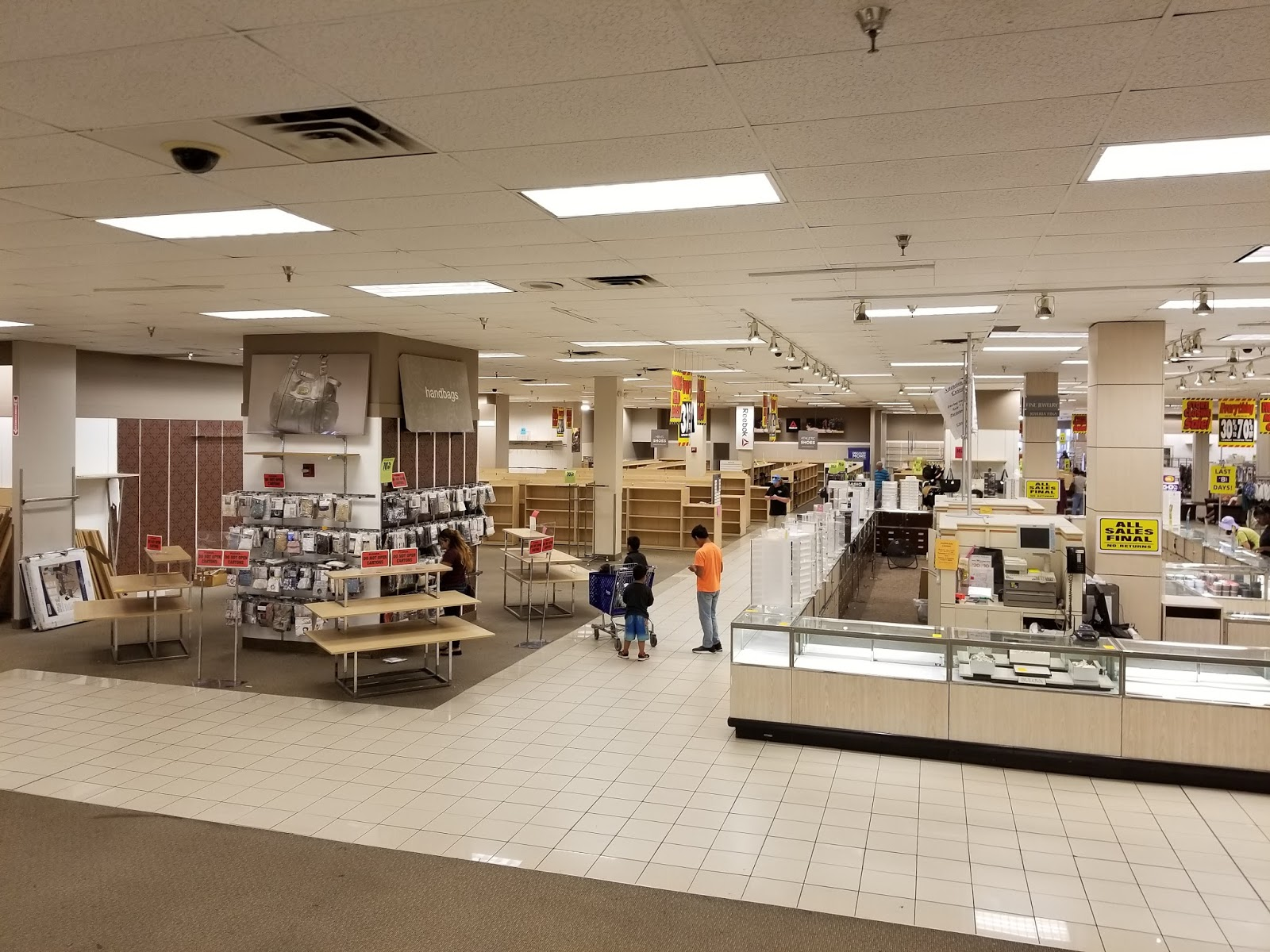 Louisiana And Texas Southern Malls And Retail