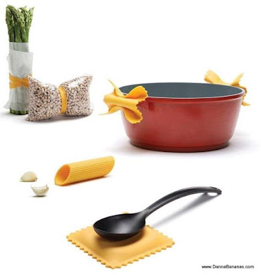 Pasta Grande Silicone Kitchen Tools Gift Set at Danna Bananas in Chatelaine's Holiday Gift Guide