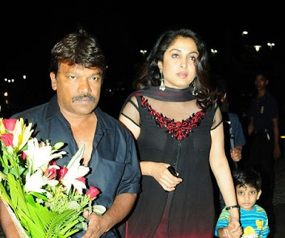 Ramya Krishnan family