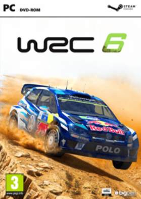 WRC 6 FIA World Rally Championship PC Full Español | MEGA