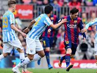 Prediksi Malaga vs Barcelona 9 April 2017