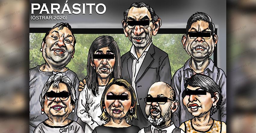 Carlincaturas Domingo 31 Mayo 2020 - La República