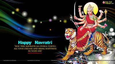 Navratri Mata Ji Wallpaper