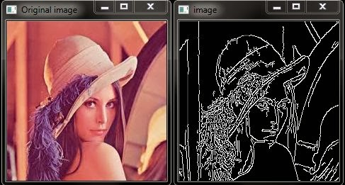 Learn OpenCV by Examples: Canny Edge Detection